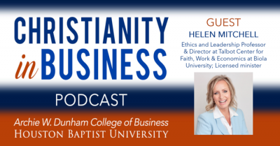 CCB Interview with Helen Mitchell